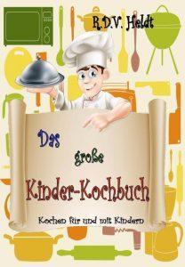 Das große Kinder-Kochbuch. -Buchcover-