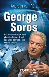 George Soros -Buchcover-