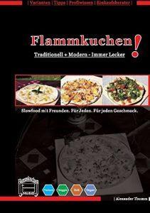 Flammkuchen: Traditionell und modern - Immer lecker! -Buchcover-
